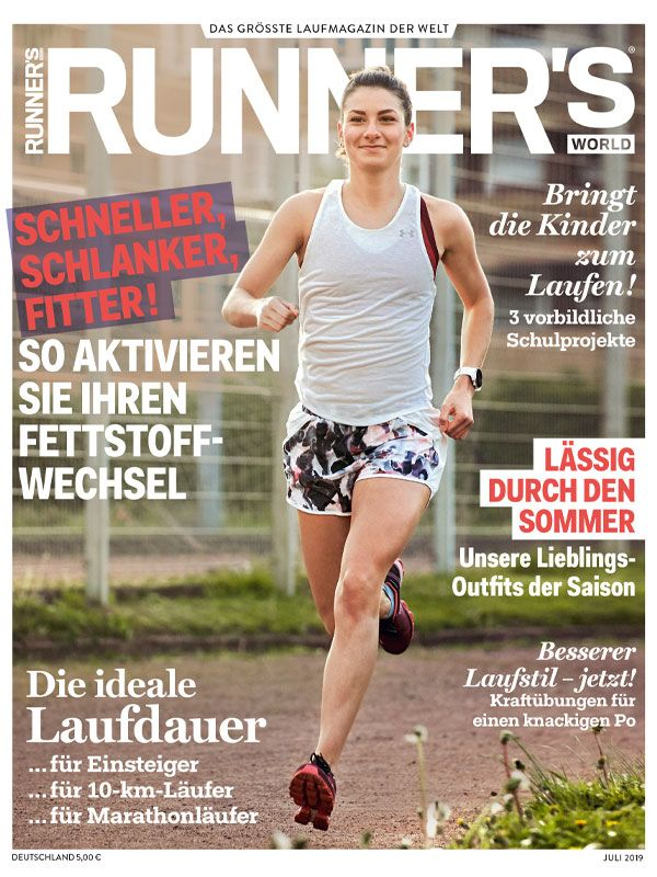 Juli-Cover 07/19