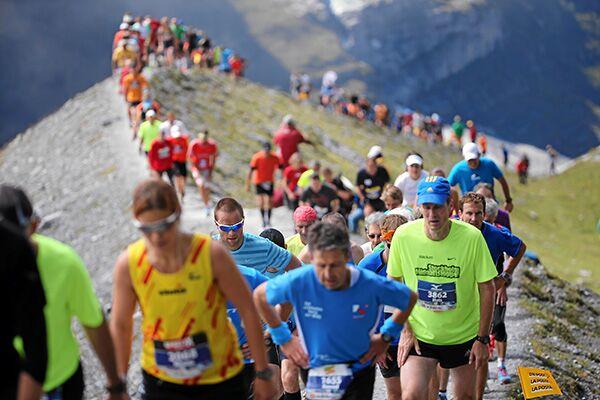 Jungfrau-Marathon 2014