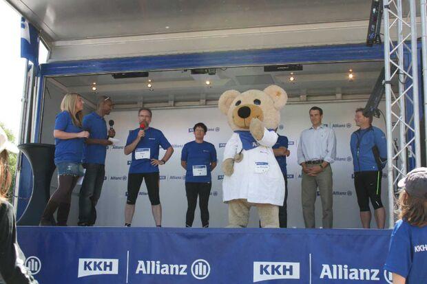 KKH-Allianz  Lauf Köln  1