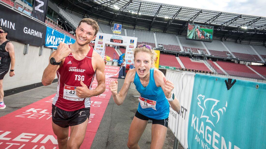 Kärnten läuft 2020 Halbmarathon