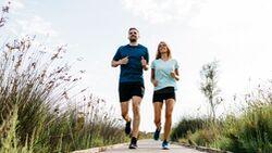 Kalorien beim Laufen und Walken