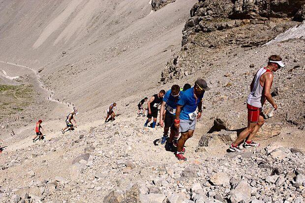 Karwendel-Berglauf Mittenwald 2014