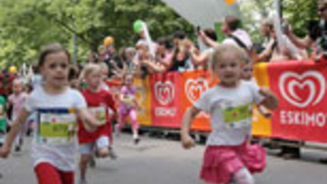 Kinderlauf Wien