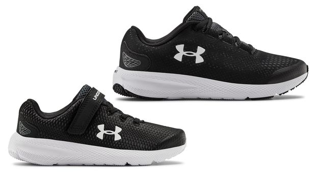 Kinderlaufschuh Under Armour Charged Pursuit 2