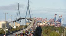 Köhlbrandbrückenlauf 2019