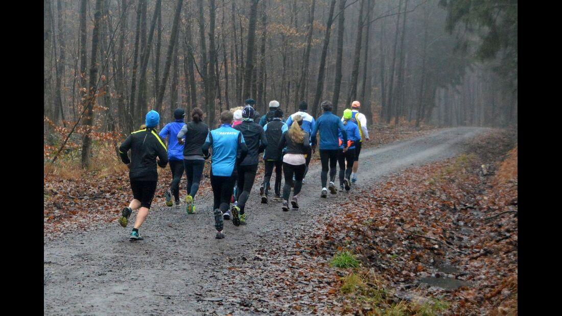 Königsforst-Marathon 2022