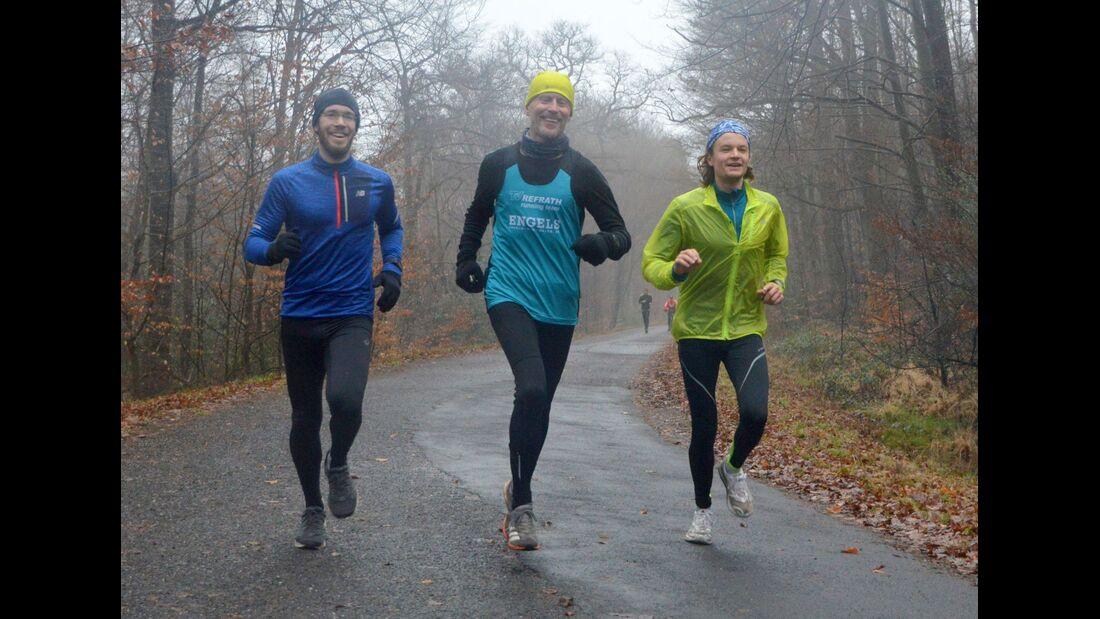 Königsforst-Marathon 2025