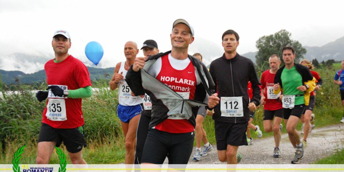 Königsschlösser Romantik Marathon Füssen 2011