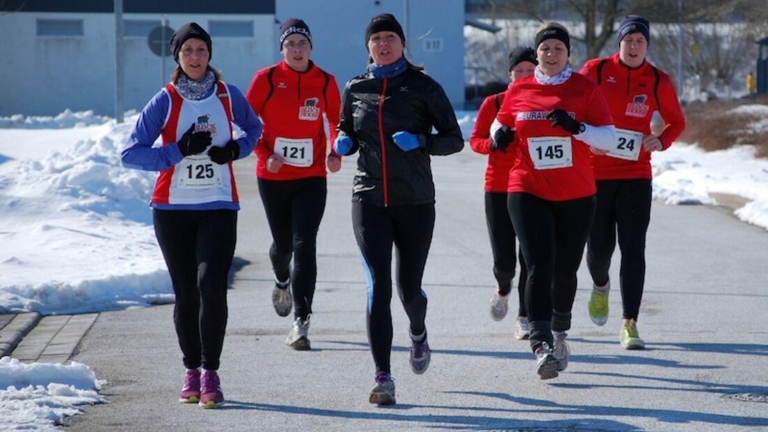 Laager Stadtlauf 2014
