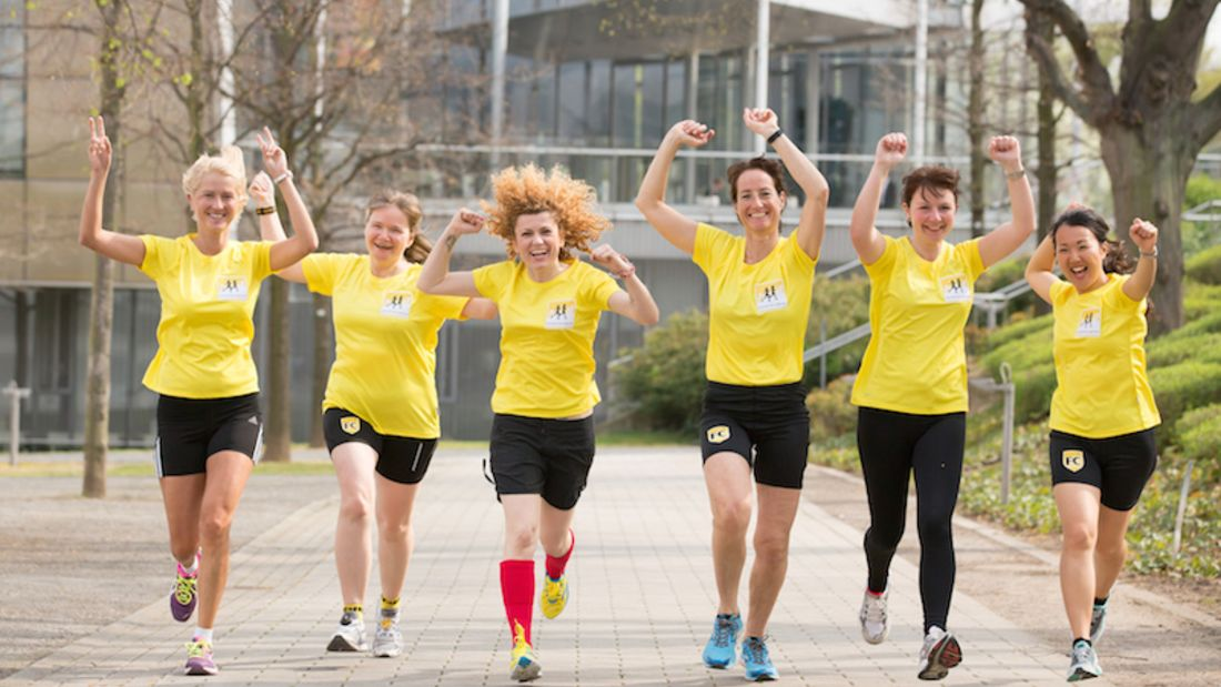 Ladies Run 2014