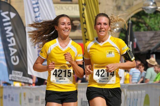 Ladies Run Köln 2016 gute Laune