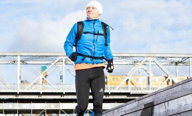 Läufer Mark Brunner