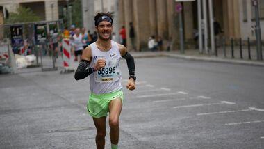 Läufer beim Berlin-Marathon 2019