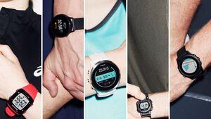 Läufer können zwischen Pulsuhren, Laufuhren, Sportuhren, Smartwatches, Stoppuhren und Activity-Trackern wählen.