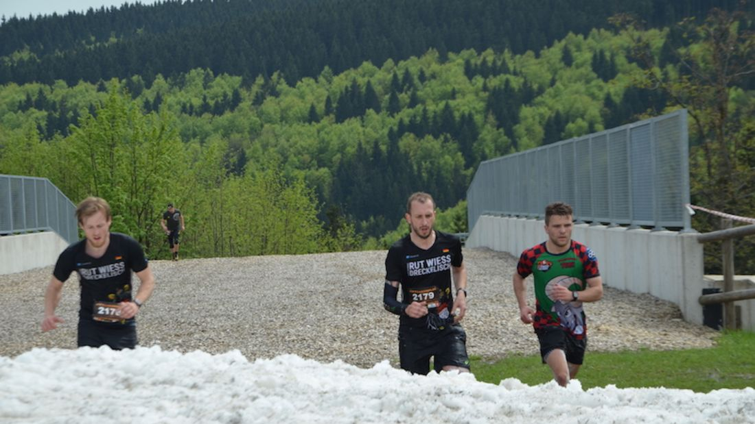 Lake-Run in Winterberg1 2018