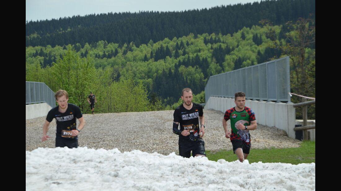 Lake-Run in Winterberg1 2018