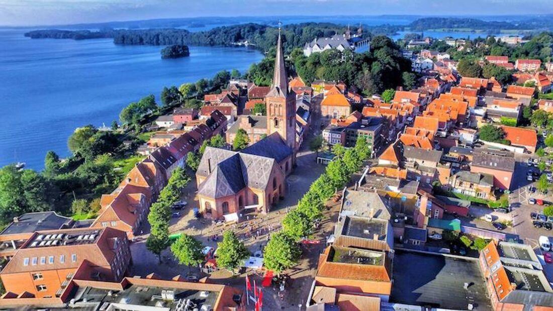 Lauf -und Wanderfestival Großer Plöner See 2018 Stadt Plön