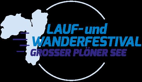 Lauf -und Wanderfestival Großer Plöner See Logo 2018