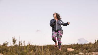 Laufeinstieg mit Übergewicht