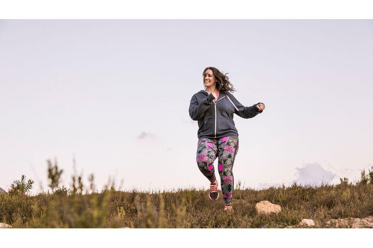 Mit belastung mit kg laufen 20 krücken Laufen nach