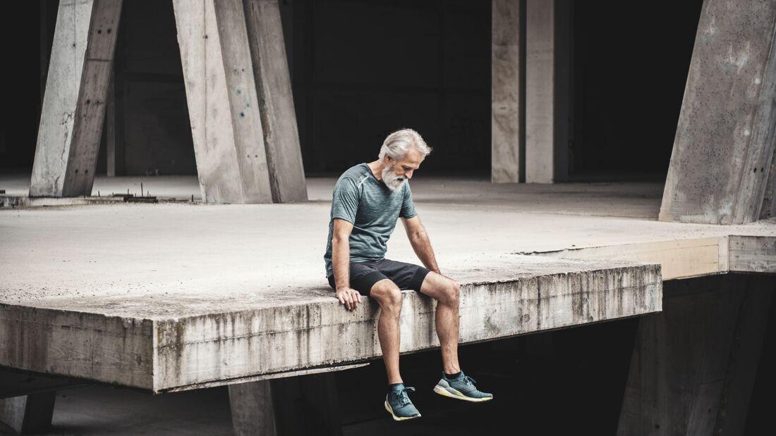 Laufen kann gegen die Symptome einer Depression helfen. Wir erklären, warum Bewegung gut für die Psyche ist.