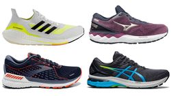 Laufschuhe für schwere Läuferinnen und Läufer