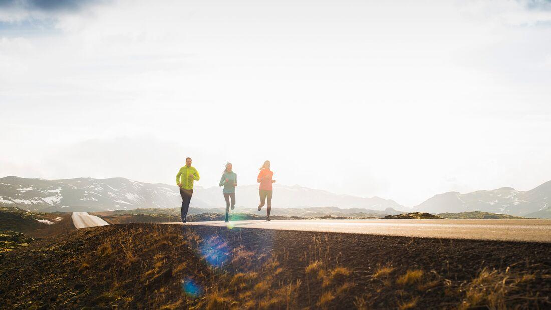 Lauftempo für Laufeinsteiger
