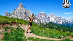 Lavaredo Ultra Trail Cortina d'Ampezzo 2019 Landschaft