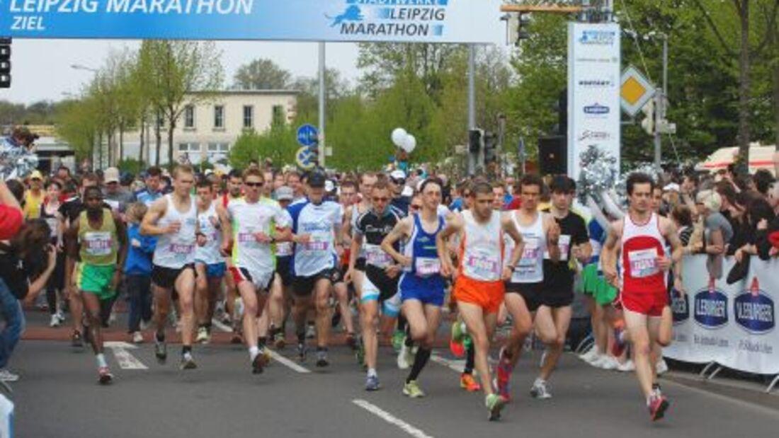 Leipzig-Marathon 1