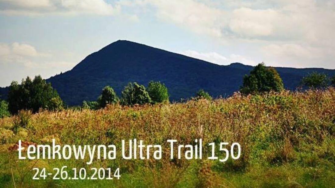 Lemkovyna Ultra Trail 150 / 2014