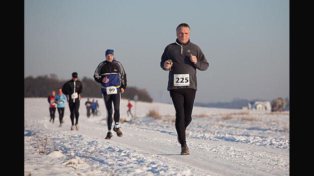 Limes-Winterlaufserie Pohlheim 2. Lauf Highlight