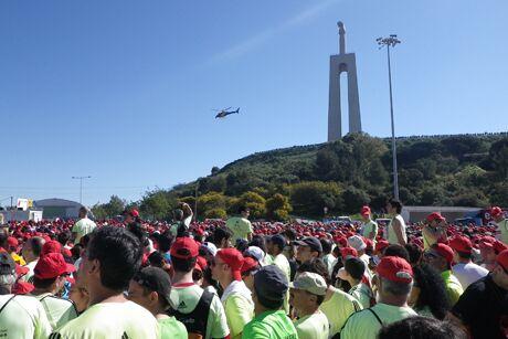 Lissabon Halbmarathon 1