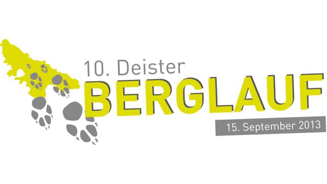 Logo Deisterberglauf 2013