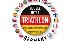 Logo Double Ultra Triathlon Germany