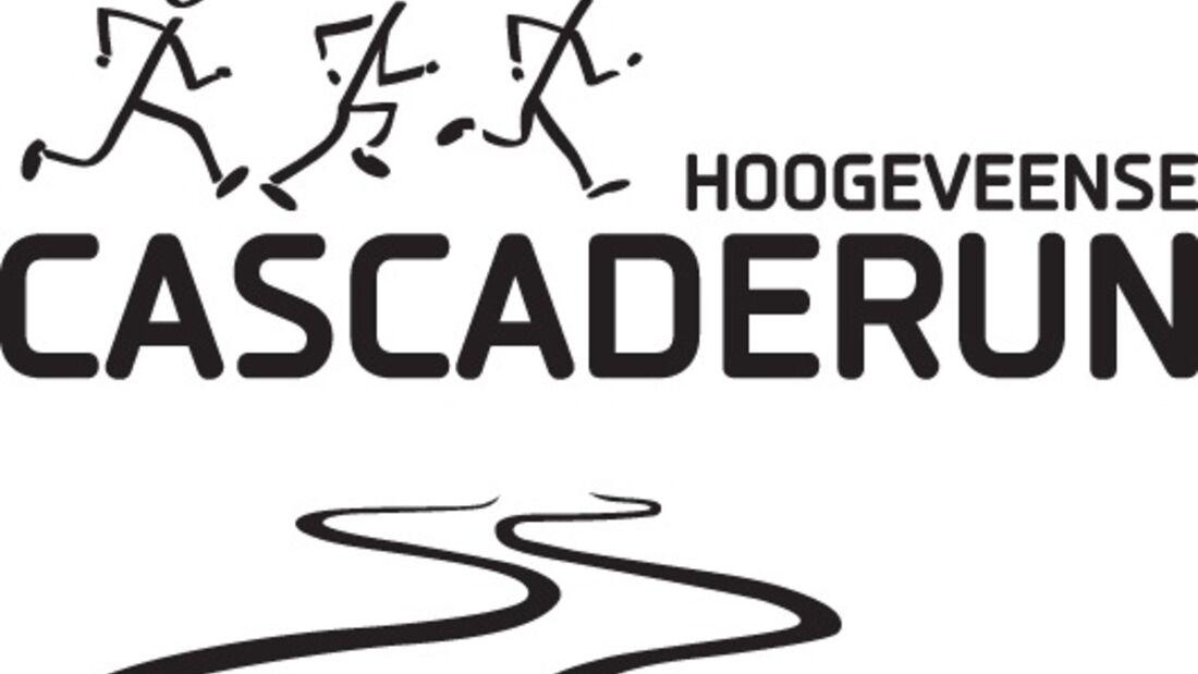 Logo Hoogeveense Cascaderun