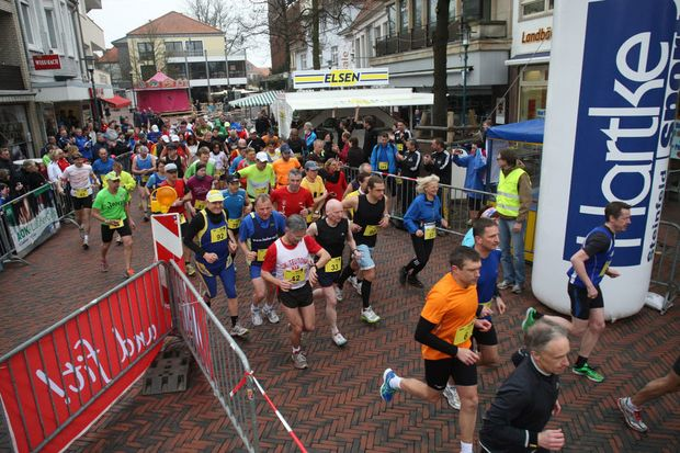 Lohner Marathon 2012