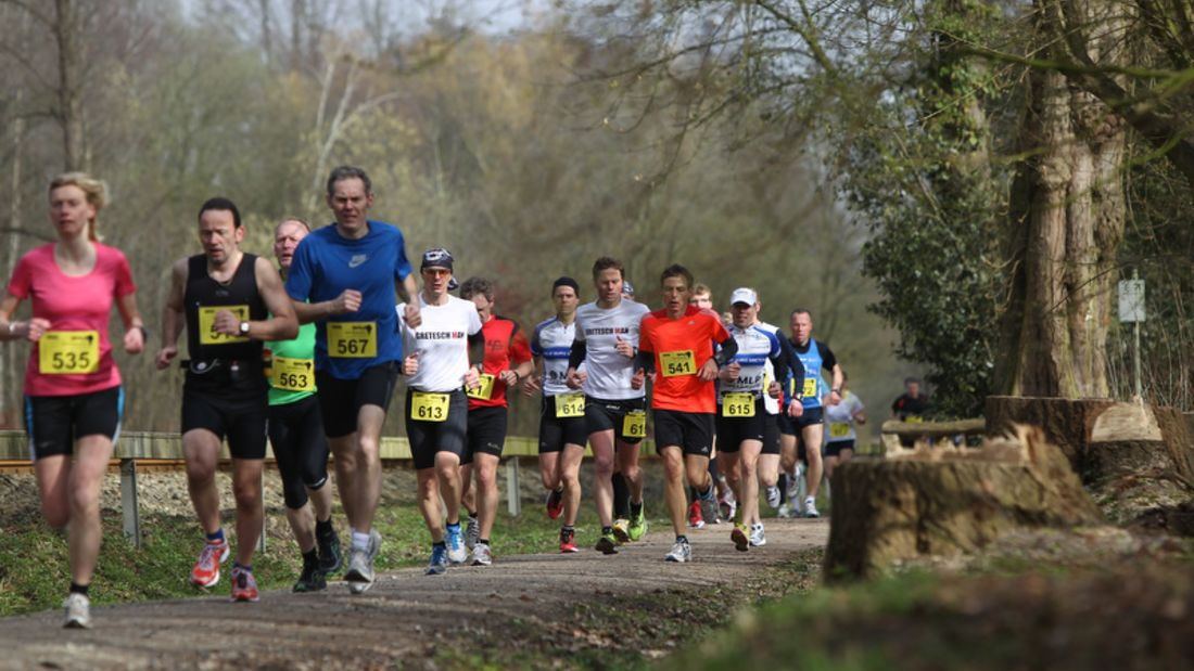 Lohner Marathon Strecke