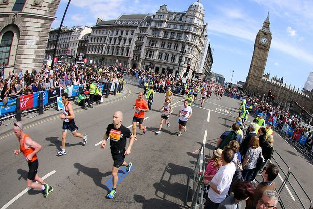 London-Marathon 2013