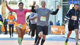 Luebeck Marathon 2021; Lübeck, 24.10.21