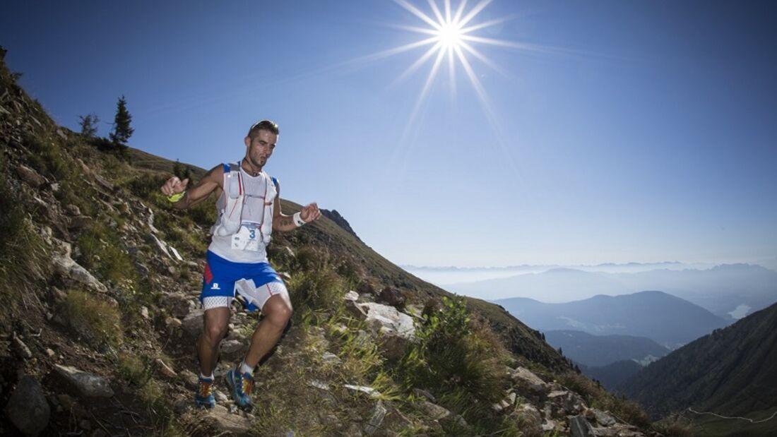 Maddalene Sky Marathon: Bergläufer im Südtirol