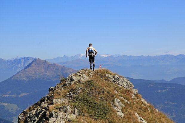 Maddalene Sky Marathon: Skyrunner auf dem Monte Pin