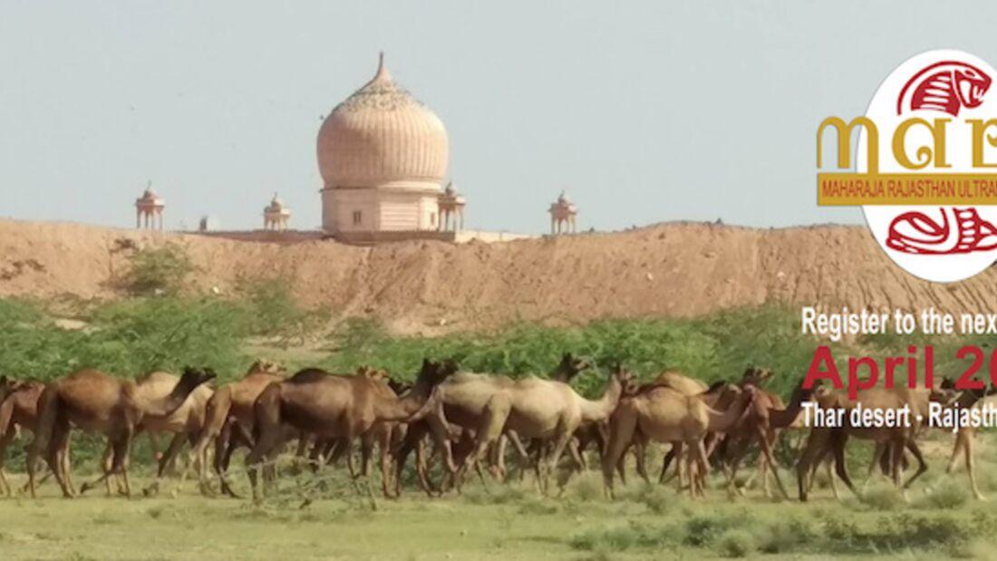 Maharaja Rajasthan Ultramarathon 2018