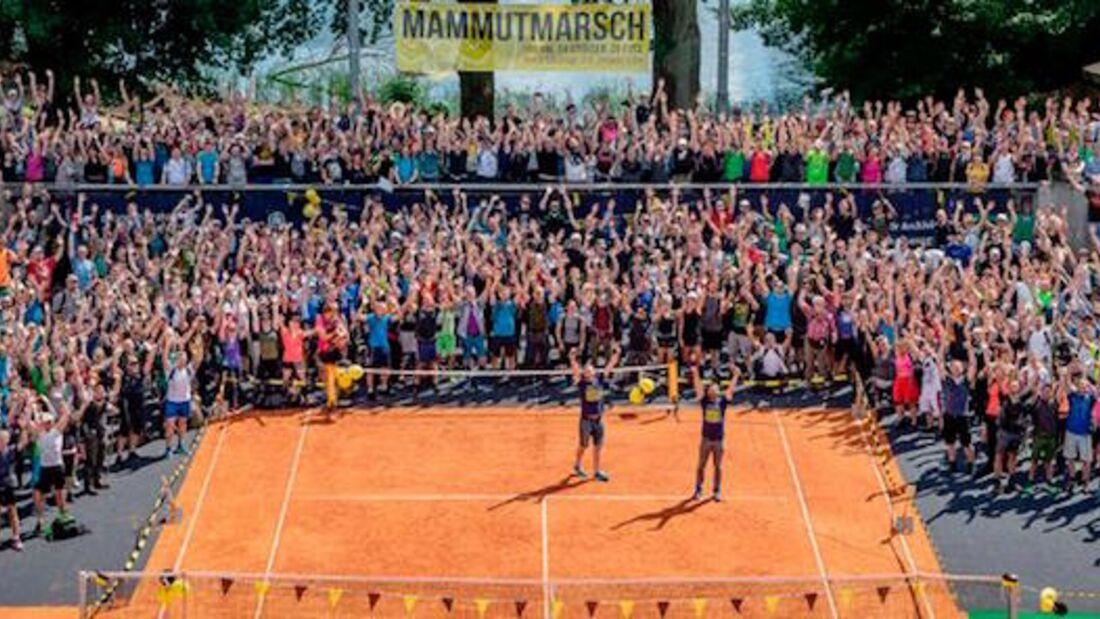 Mammutmarsch Berlin 2018