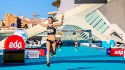 Marathon-Bilanz der Frauen