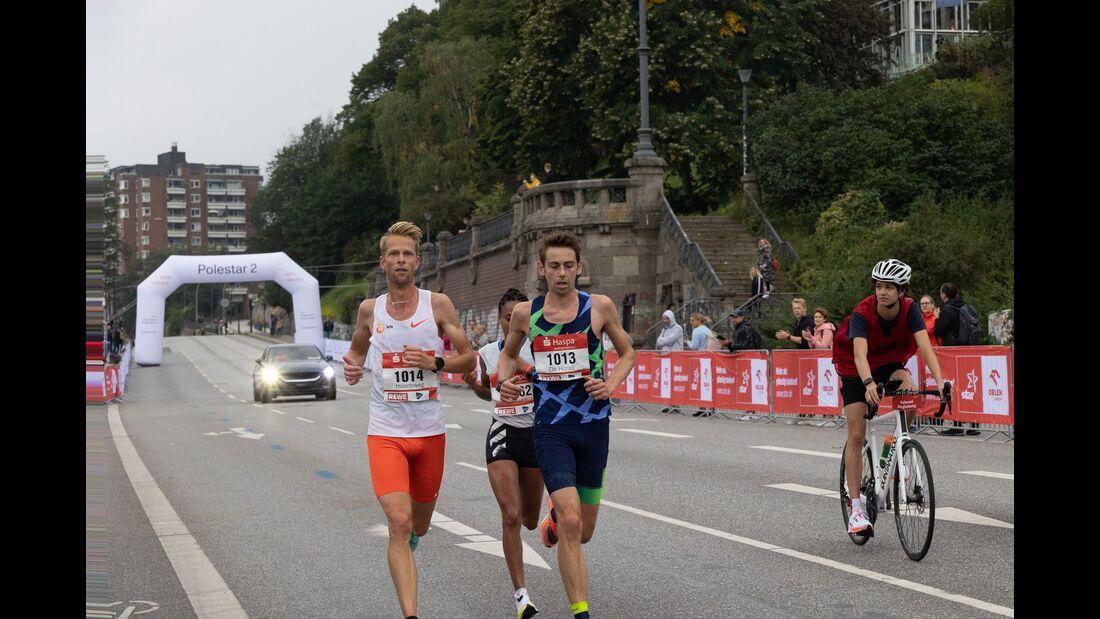 Marathon Hamburg 2021