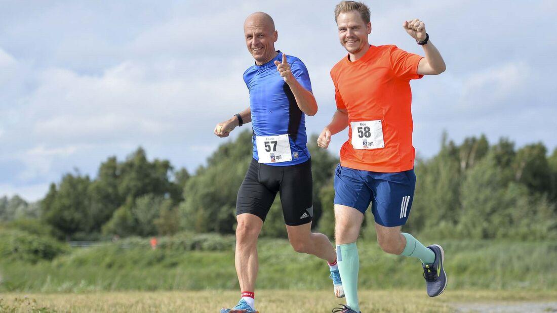 Marathon Nacht 2021; Rostock, 31.07.21