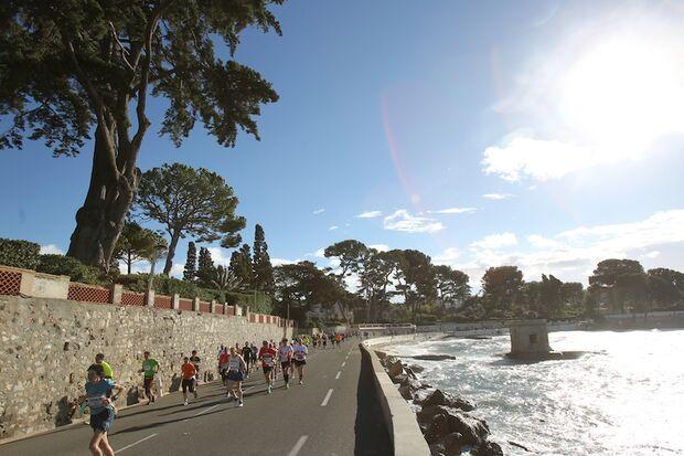 Marathon des Alpes-Maritimes Nizza 2013