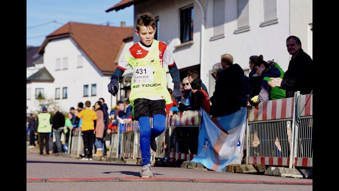 Martinslauf Losheim 2019