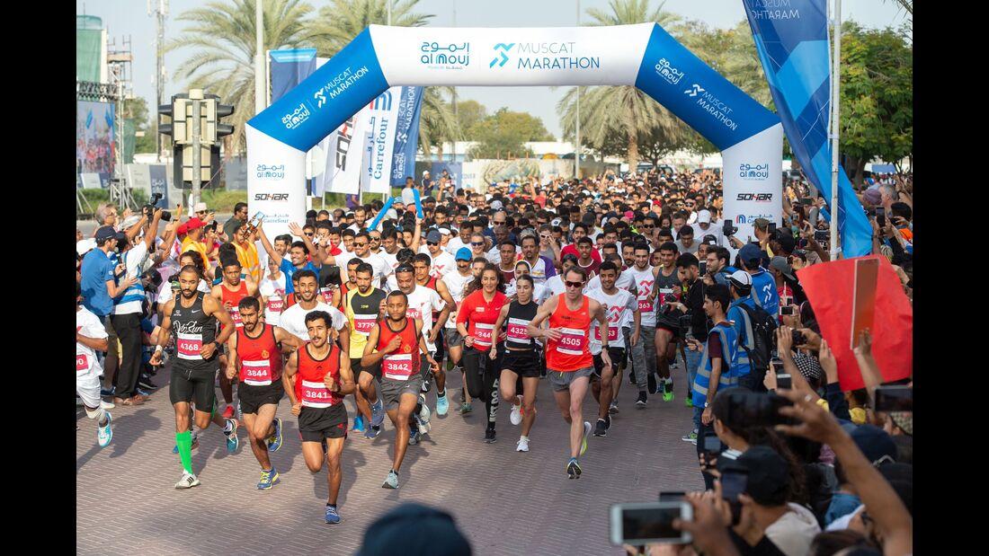 Maskat-Marathon 2020