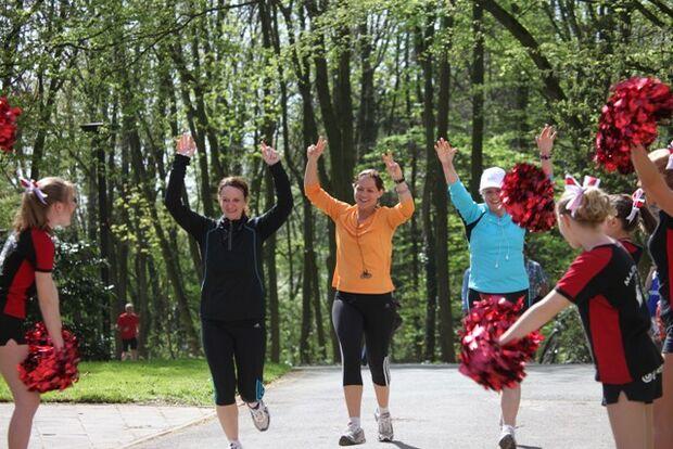 Mehr als 350 Läuferinnen und Läufer gingen beim letzten Charitylauf 2011 in Hamm an den Start. Die Organisatoren hoffen auch 2013 auf viele Anmeldungen.